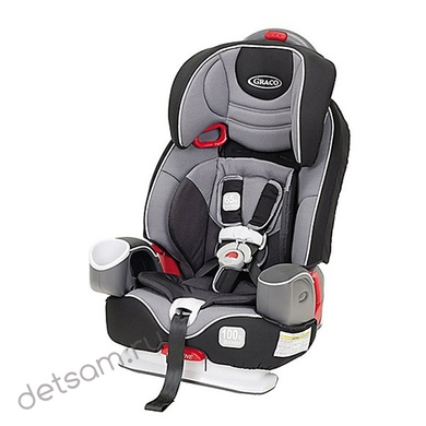 Graco Nautilus  Latch (isofix)