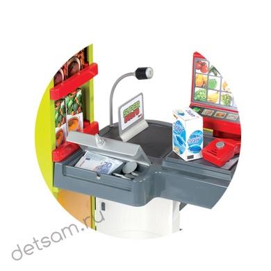 Игрушка Супермаркет (зеленый) Smoby - Игрушки - Каталог - Интернет-магазин товаров для детей в Иркутске