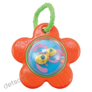 0a62fe1a43bdd Игрушка Погремушка Цветочек Happy baby - Игрушки - Каталог ...