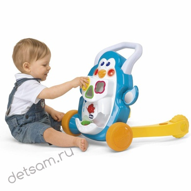 Игрушка Chicco Пингвин 65262