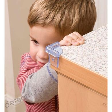 Защита на угол стола от детей своими руками